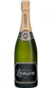 Lanson - Black Label Brut NV