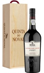 Quinta do Noval - LBV Unfiltered 2008 Wood Gift Pack