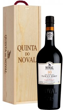 Quinta do Noval - 10 Year Old Tawny Wood Gift Pack