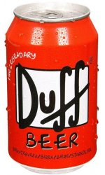 Duff Beer - Single Can