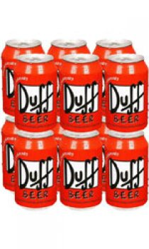 Duff Beer - 12 Can Case