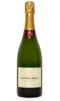 English sparkling wine Coates & Seely