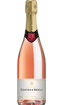 Coates & Seely - Brut Rose NV