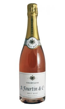 Champagne A Fourtin - Brut Rose NV