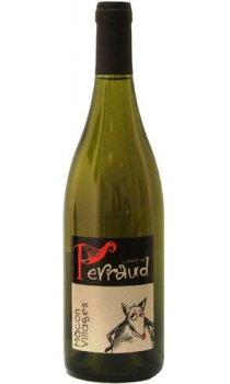 Domaine Perraud - Macon-Villages Chardonnay 2014