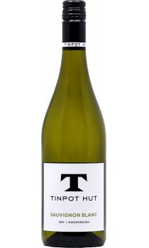 Tinpot Hut - Marlborough Sauvignon Blanc 2018