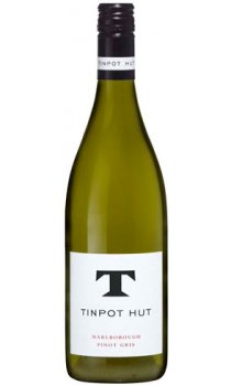 Tinpot Hut - Marlborough Pinot Gris 2015