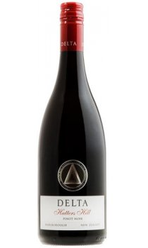 Delta Wines - Hatters Hill Marlborough Pinot Noir 2010