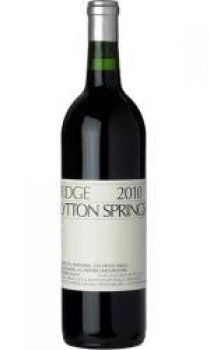 Ridge Vineyard - Lytton Springs Zinfandel 2013