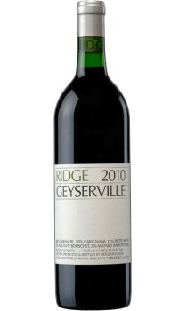 Ridge Vineyard - Geyserville 2013