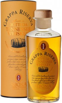 Sibona - Grappa Reserve Tennessee Whiskey Wood Finish