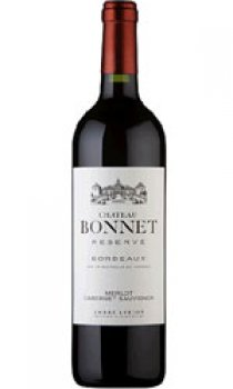 Chateau Bonnet - Reserve Bordeaux Rouge 2010