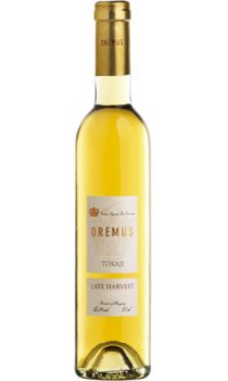 Tokaji Oremus - Noble Late Harvest Sweet Furmint 2014