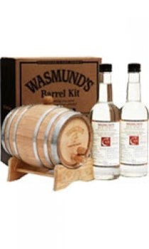 Wasmunds - Rye Barrel Kit