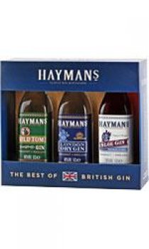 Haymans - Best of British Gin Gift Set