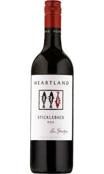 Heartland - Stickleback Red 2012