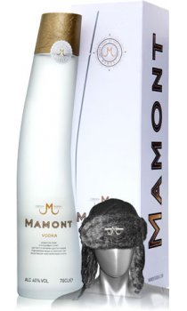 MAMONT - Siberian Wheat Vodka Gift Pack
