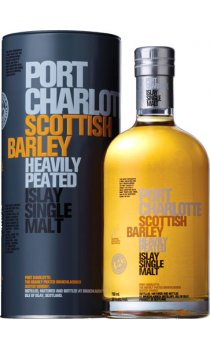 Bruichladdich - Port Charlotte Scottish Barley