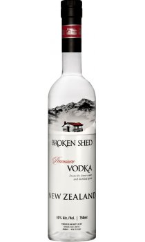 Broken Shed - Vodka