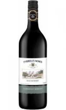 Tyrrells - Old Winery Cabernet Merlot 2012
