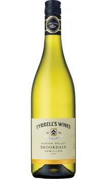 Tyrrells - Hunter Heroes Brookdale Semillon 2015