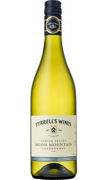 Tyrrells - Hunter Heroes Moon Mountain Chardonnay 2015