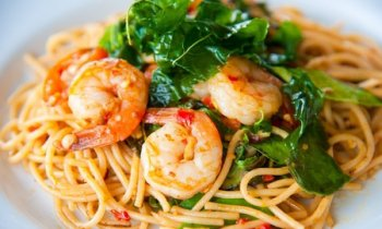 Recipe Shrimp Pasta