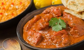 Recipe Chicken Tikka Masala