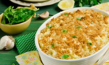 Recipe Creamy Fish Pie