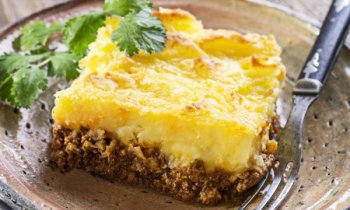 Recipe Cottage Pie