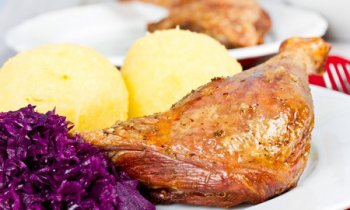 Recipe Roast Duck