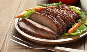 Recipe Sticky Texas Beef Brisket