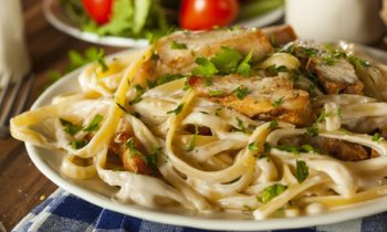 Recipe Creamy Chicken Pasta