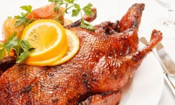 Recipe Roast Goose