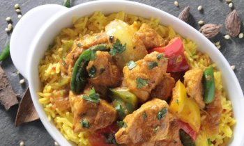 Recipe Chicken Jalfrezi