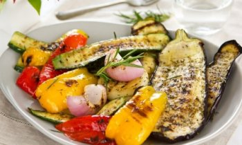 Recipe Grilled Vegetable Salad