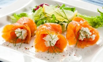 Recipe Smoked Salmon