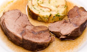 Recipe Braised Shoulder of Venison