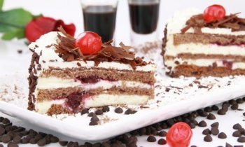 Recipe Black Forest Gateau