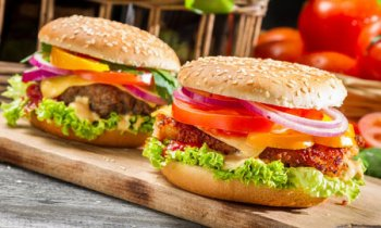 Recipe Traditional Burger