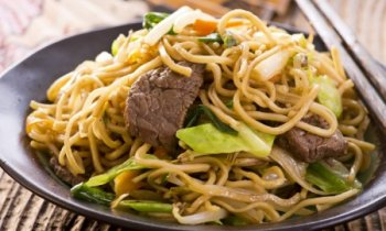 Recipe Spicy Beef Noodles