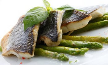 Recipe Grilled Turbot