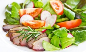 Recipe Duck Salad