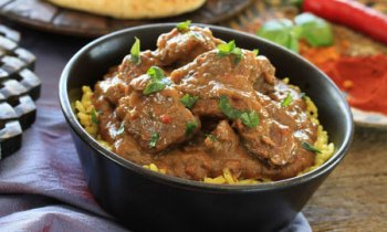 Recipe Lamb Madras