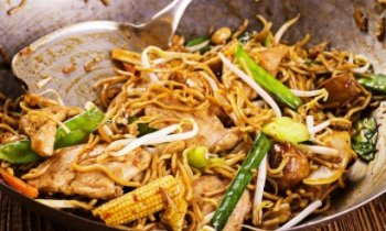 Recipe Chinese Chicken Stir Fry
