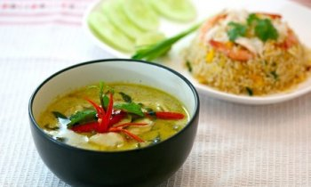 Recipe Thai Chicken Curry