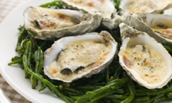 Recipe Oysters