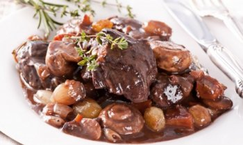 Recipe Beef Bourguignon
