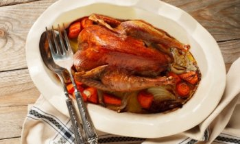 Recipe Roast Pheasant